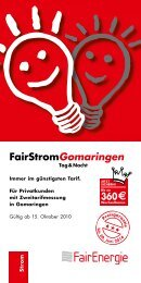 FairStromGomaringen Tag & Nacht - SWR Stadtwerke Reutlingen ...