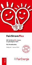 FairStromPlus - SWR Stadtwerke Reutlingen GmbH