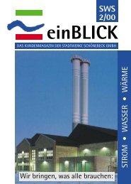 SWS 2/00 - Stadtwerke Schönebeck GmbH