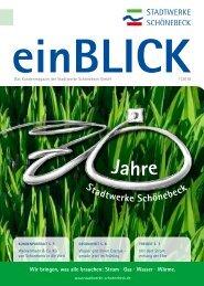 S werke Schöneb eck - Stadtwerke Schönebeck GmbH