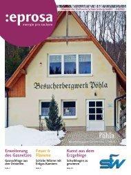 Pöhla - Stadtwerke Schwarzenberg GmbH