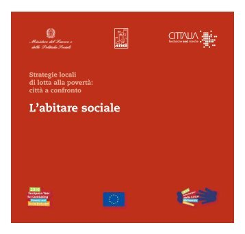 L'abitare sociale - Ministero del lavoro, salute e politiche sociali
