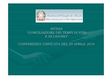 Documento - Ministero del Lavoro e delle Politiche Sociali