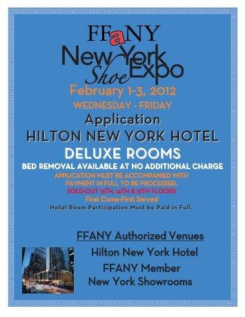 February 1-3, 2012 - FFaNY