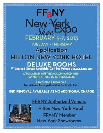 February 5-7, 2013 - FFaNY