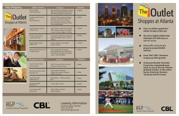 Shoppes at Atlanta - Horizon Group Properties