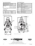 ZV200 Bypass Valves - Corken - Page 2