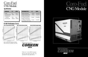 CORO-FUEL CNG Module - Corken