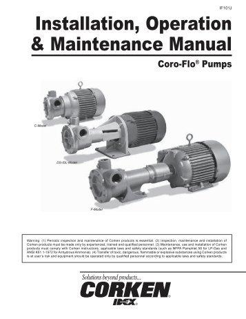 Patterson Fire Pump manual