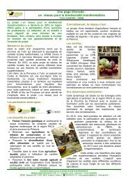 4-dossier-biodiversi.. - GRAB, Groupe de Recherche en Agriculture ...