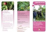 formation_agribiodro.. - GRAB, Groupe de Recherche en Agriculture ...