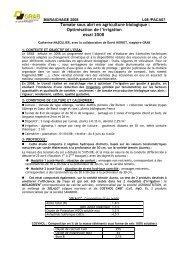 L08-PACA-07-irrigati.. - GRAB, Groupe de Recherche en Agriculture ...