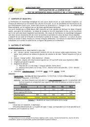 l09 lr 05 fertilisation de la courge en ab test de differentes doses d ...