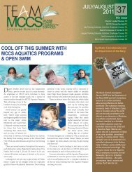 July-August Team MCCS updated Aug FINAL.indd - MCCS 29 ...