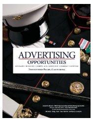 Jamal A. Brown • MCCS Sponsorship & Advertising Specialist