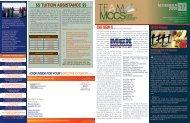 2009 $$ TuiTion ASSiSTAnCE $$ - MCCS 29 Community Services
