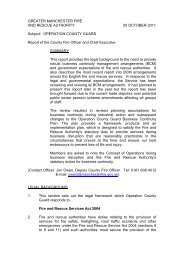 Operation County Guard PDF 212 KB - Greater Manchester Fire and ...