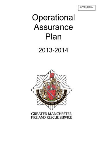 Appendix A , item 39. PDF 1 MB - Greater Manchester Fire and ...