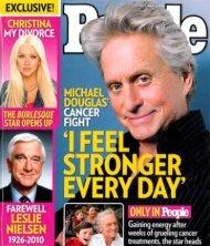 People Magazine, December 2010 - My Next Act