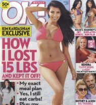 OK! Magazine, January 2010 - My Next Act
