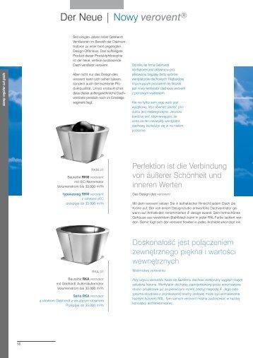 Strona katalogowa produktu - scrol