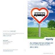 Fahrplänen - Stadtwerke Uelzen GmbH