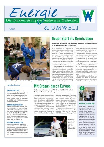 PDF-Datei - Stadtwerke Weißenfels