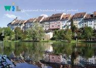 ich tagen. faszinierend, bezaubernd, reizend, packend - Stadt Wil