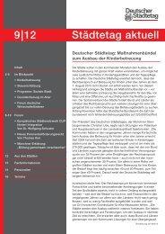 Download - Deutscher Städtetag