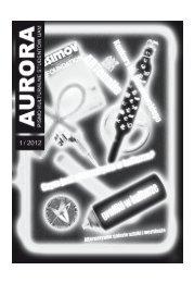 Nowy numer Aurory - Instytut Kulturoznawstwa UAM