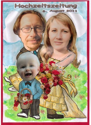 Hochzeitszeitung - Staff.uni-mainz.de