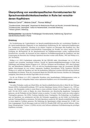 Überprüfung von wandlerspezifischen Korrekturwerten für ...