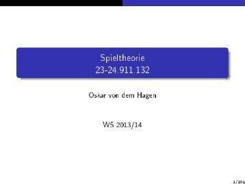 Spieltheorie 23-24.911.132