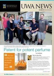 Issue 09. 28 June 2010.pdf - UWA Staff - The University of Western ...