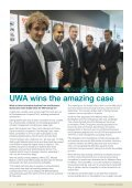 Issue 14. 19 September 2011 - UWA Staff - The University of ... - Page 2