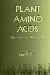 Amino Acid Transport