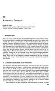 Amino Acid Transport - Page 2