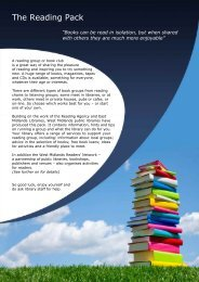 TheReadingPack - Staffordshire County Council
