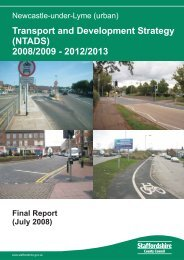 Newcastle (Urban) Transport and Development Strategy (NTADS)
