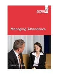 Managing Attendance April 2010 web