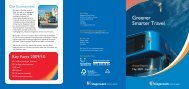 Annual performance report 2009 – 10 North West PDF - Stagecoach ...