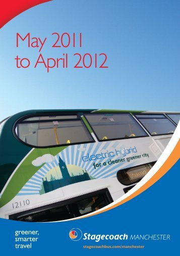 Annual performance report 2011