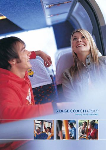 Summary Annual Report 2005 - Stagecoach Group