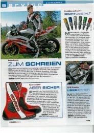 Motorrad, Ausgabe 04/2008 - Stahlbus