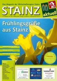 Frühlingsgrüße aus Stainz - Steiermark ist super