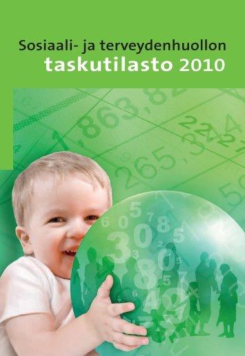 Sosiaali- ja terveydenhuollon taskutilasto 2010 - THL