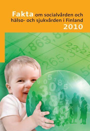 Fakta om socialvården och hälso- och sjukvården i Finland - Julkari