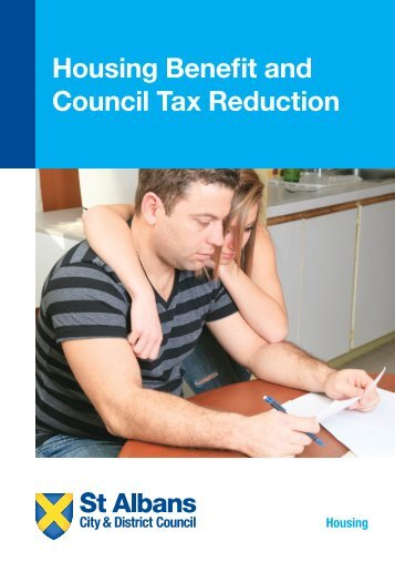 Housing Benefit and Council Tax Reduction - St Albans City ...