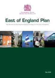 RSS East Of England Plan - Broads Authority