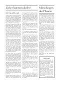 Der Stammersdorfer Pfarrhof nach der Renovierung 2006 von der ... - Page 2